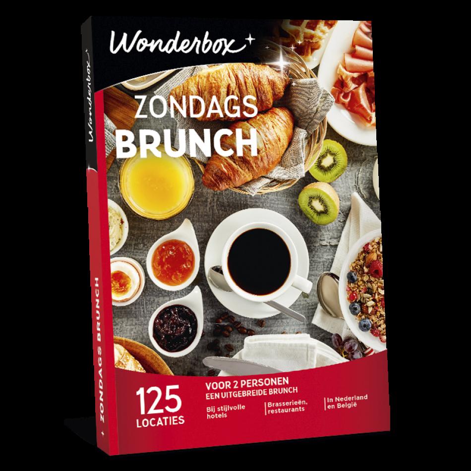 Wonderbox - Zondagsbrunch