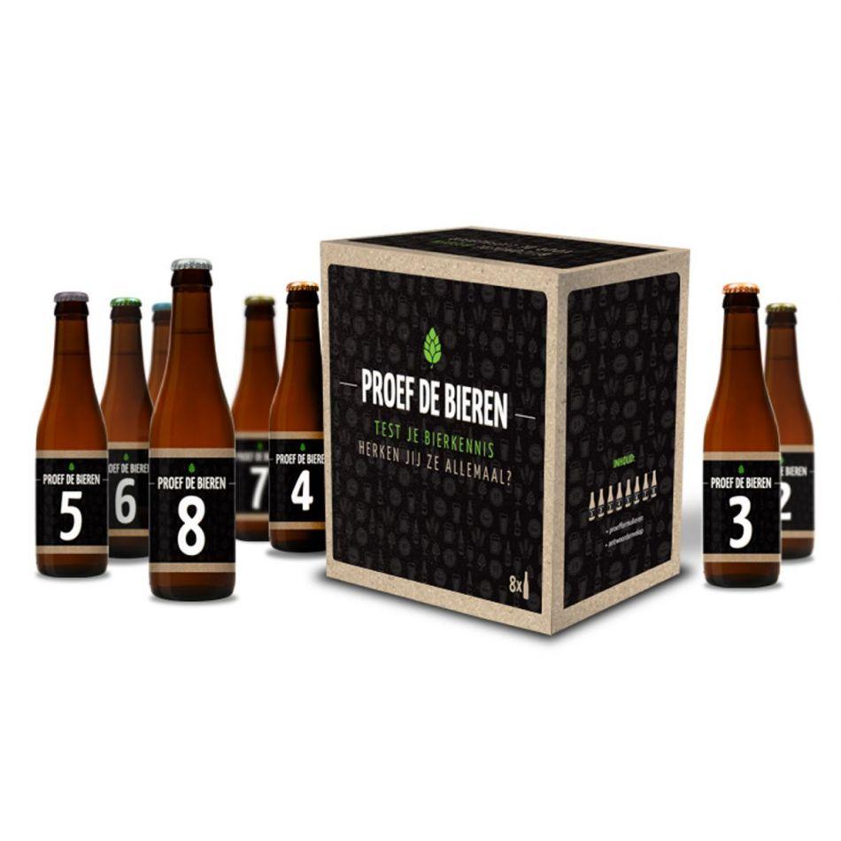 Proef de Bieren pakket